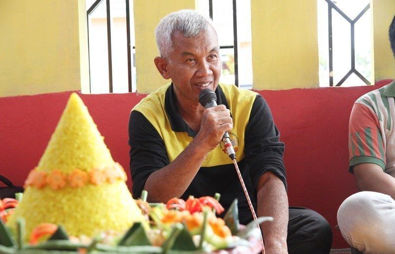 Sosialisasi kebimbaan oleh perwakilan biMBA Pusat, Wiwi Yunianto