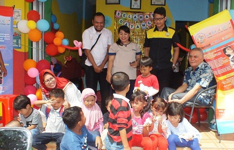 Talkshow Seputar biMBA di Launching Unit Lenteng Agung