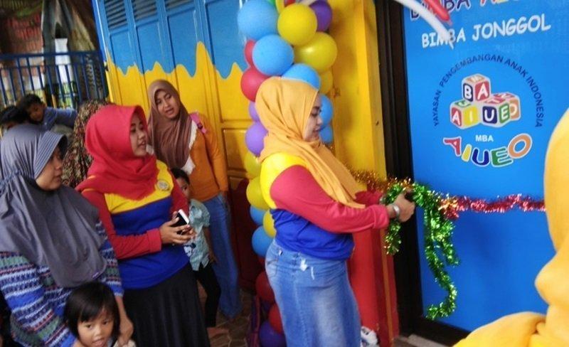 Launching biMBA Kp. Menan Jonggol