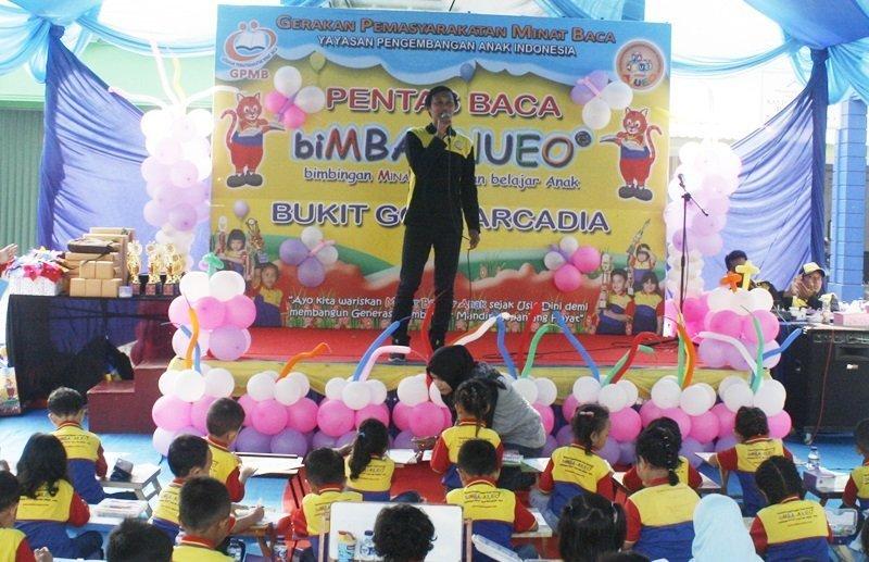 Sambutan Perwakilan biMBA-AIUEO Pusat, Arif Junaidi
