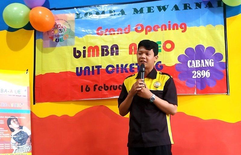 biMBA-AIUEO Makin Meluas: Launching Unit Ciketing Digelar