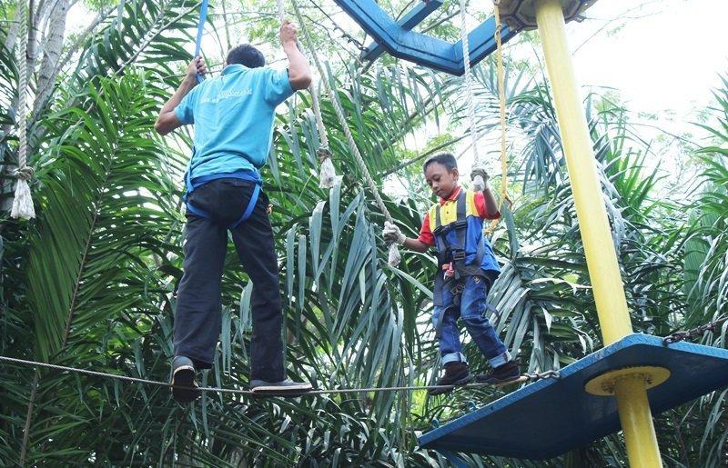 Ayo semangat Nak.. biMBA Belly Pekayon selalu mengadakan kegiatan yang positif untuk anak-anak.. hebat ya..