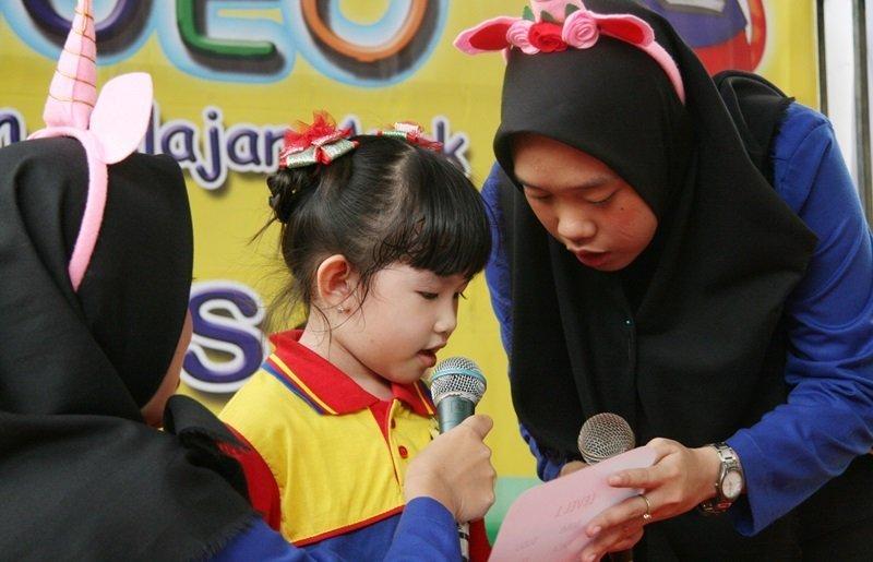 Tumbuhkan Rasa Percaya Diri Anak melalui Pentas Baca