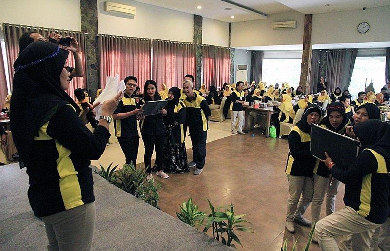 Seru banget ya main tebak kata bersama biMBA Agus Salim, Cikarang Utara dan Cikarang Selatan
