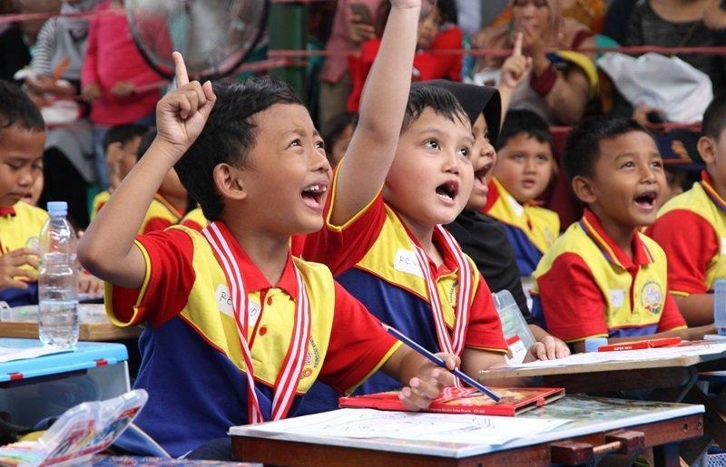 Membiasakan Fun Learning Pada Anak