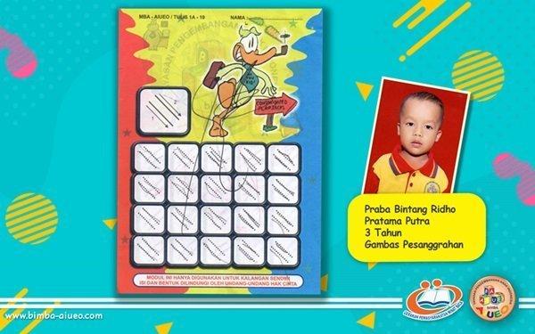 Permainan Modul Tulis Praba Bintang Ridho Pratama Putra