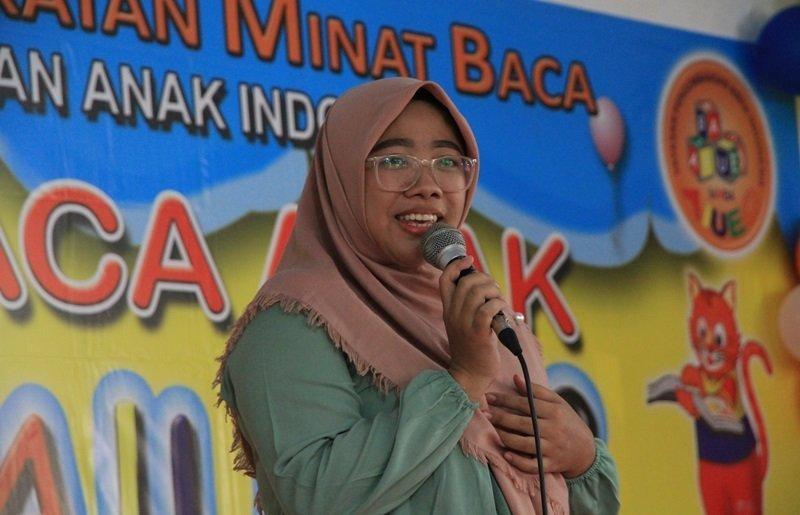 Testimoni perwakilan orang tua murid biMBA Jelambar.
