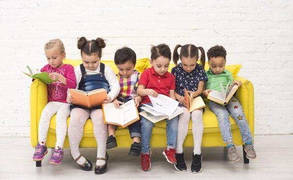 Anak Gemar Membaca di Era Digital