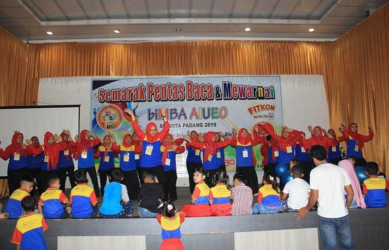 Senam Gemu Famire dari para motivator biMBA.