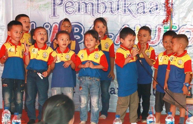 Keberadaan biMBA AIUEO Sangat Membantu Sekolah Dasar