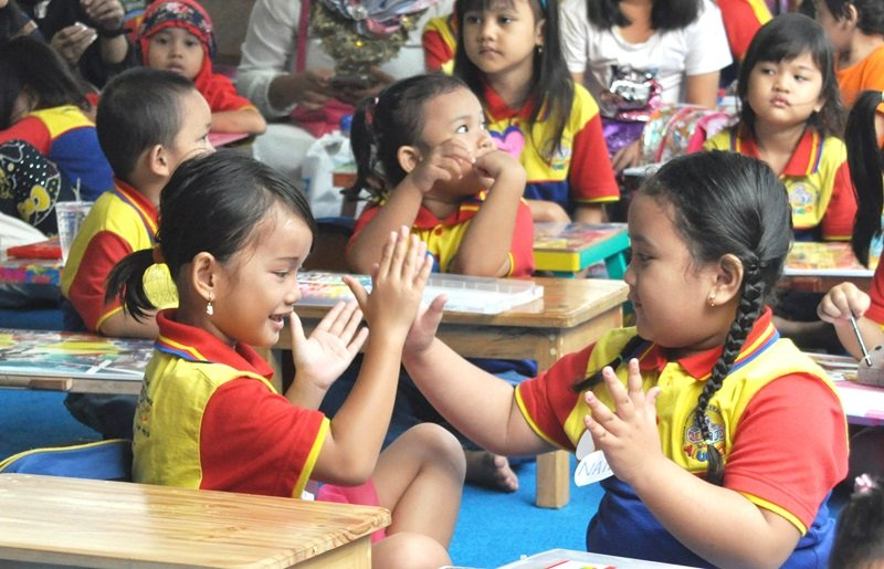Pentas Baca Tempat Anak Bersosialisasi dengan Temannya