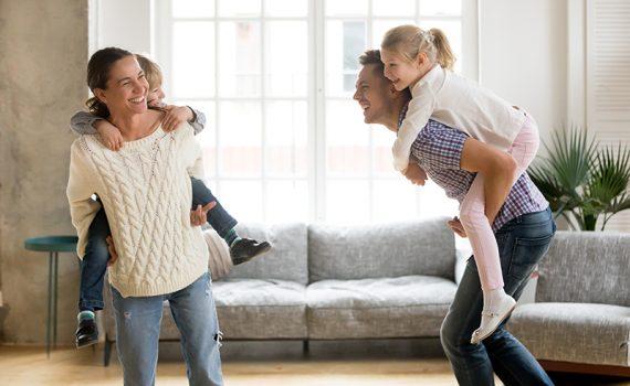 kegiatan anak bersama orang tua