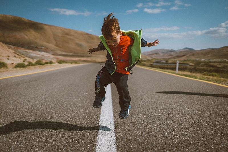 Membentuk Karakter Percaya Diri Pada Anak
