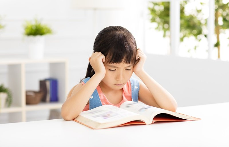 Anak Belum Bisa Baca? Apa Solusinya?