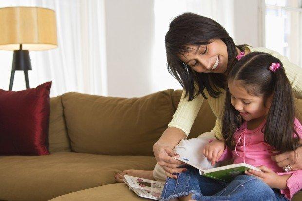 Doronglah Anak Cerdas Anda Untuk Gemar Membaca