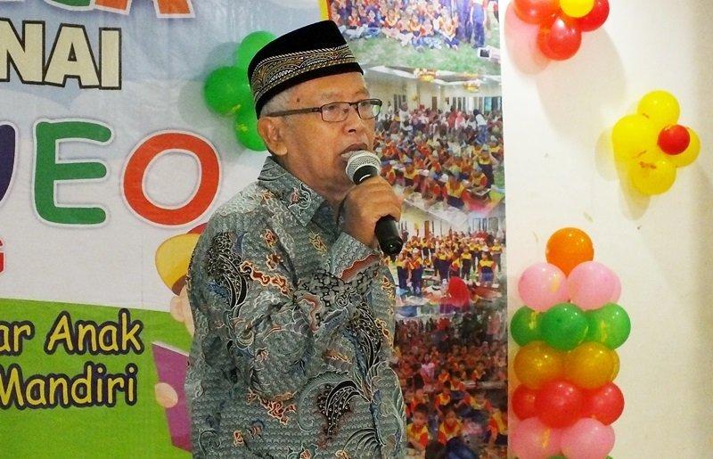 Sambutan Talim Susanto, Mitra biMBA Jati Padang