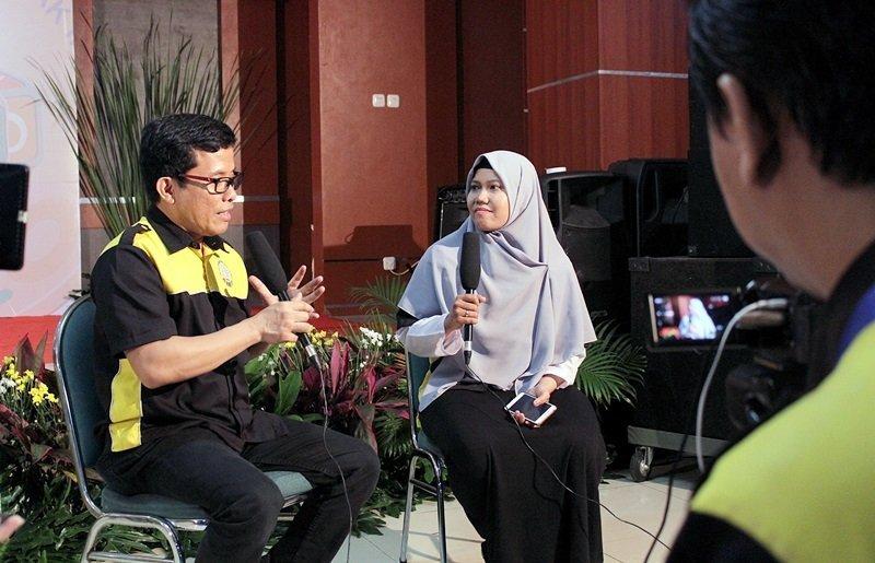 Wawancara dan testimoni acara oleh Bapak Bambang Suyanto, Ketua YPAI sekaligus penggagas metode biMBA