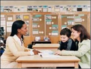 Mendidik Anak Merupakan Kerjasama Orang Tua dan Guru