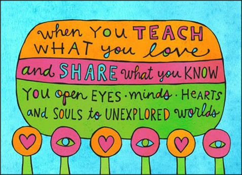 Temukan Passion Menjadi Seorang Guru