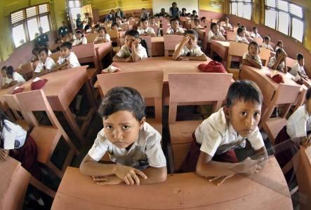 Pendidikan Indonesia Turunkan Minat Baca